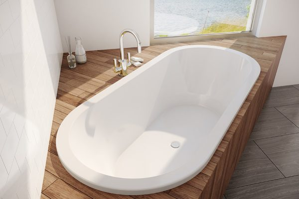 Lido bath decina bathroomware